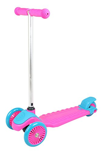 Kids 3-Wheeled Mini Shark Scooter -3 colors