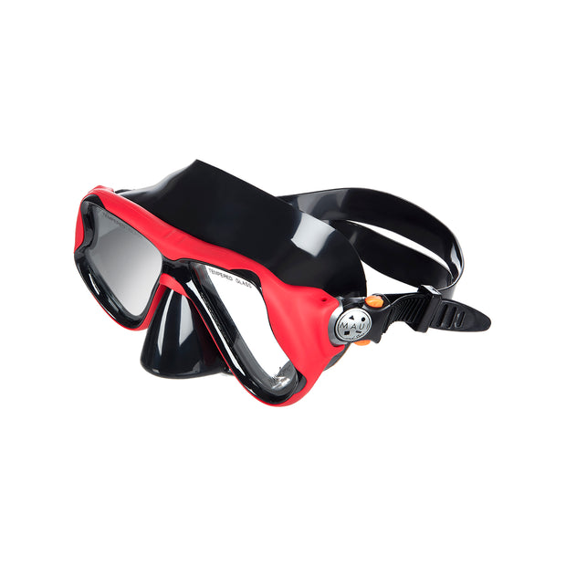Diving Mask  & Snorkel Combo Set-Solid Color