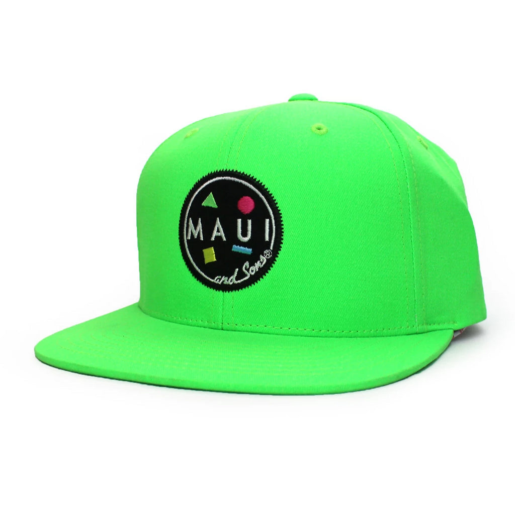 Cookie Logo Snap-Back Hat