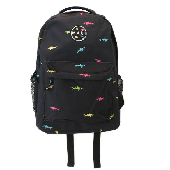 Straight Shark Backpack