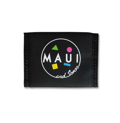 Retro Wallet - Black
