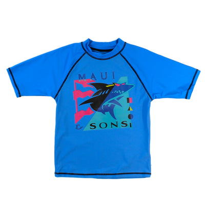 Two Tone Boys Rash guard