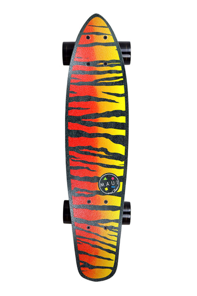 Barracuda Micro Kicktail Skateboard