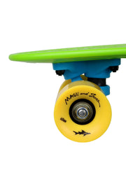 "Maui and Sons 22""  Micro Cookie Skateboard"