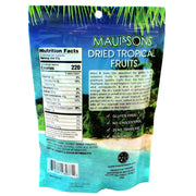 Maui and Sons Dried Tropical Fruits Slices-6oz packs,6,12, or 27 case pack