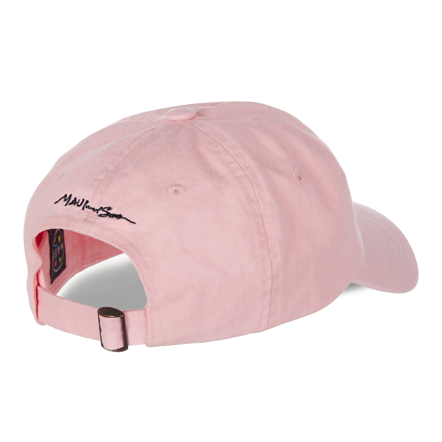 Light Pink Dad Hat – Maui and Sons 1309e3e346c