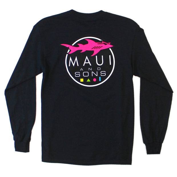 Classic Shark Logo Long sleeve