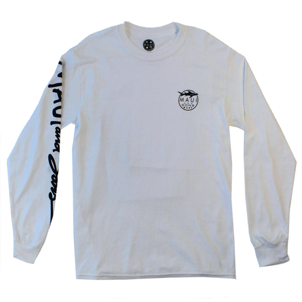 Shark Logo Long sleeve