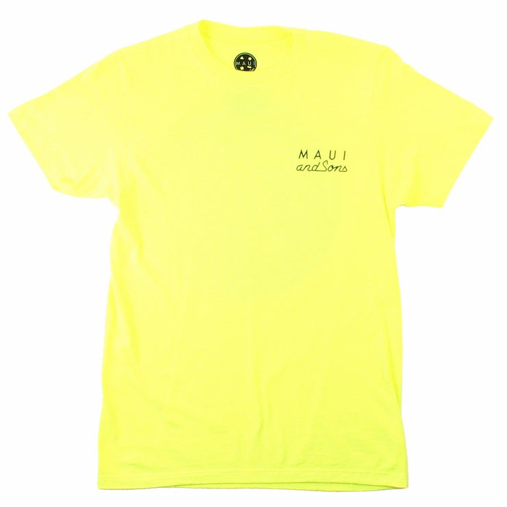 Neon Cookie Logo T-Shirt