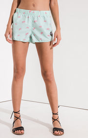 Crabby Womens Pool Short
