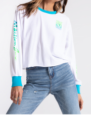 Twisted Womens Longsleeve