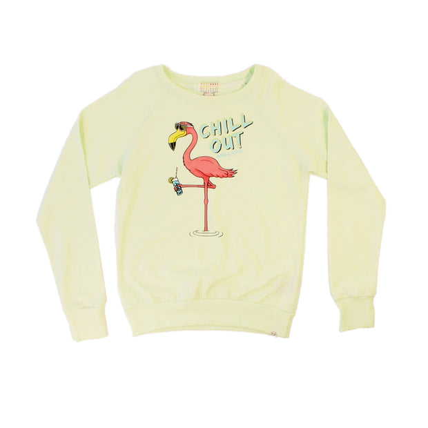 Chill Out Womens Longsleeve