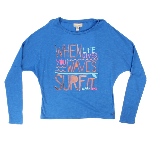 Surf It Women's Long sleeve