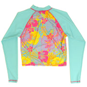 Women's Paradise Rash Guard