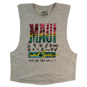 Maui Hawaii Womens Tank Tops