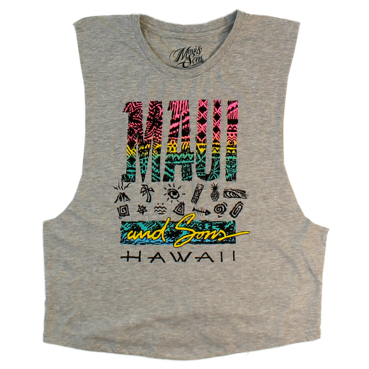 Maui Hawaii Women's Tank Tops
