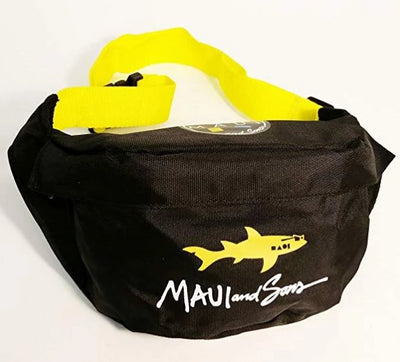 Straight Shark Fanny Pack