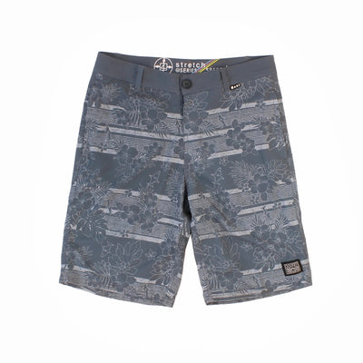 Keeping On Mens Stretch Boardshort