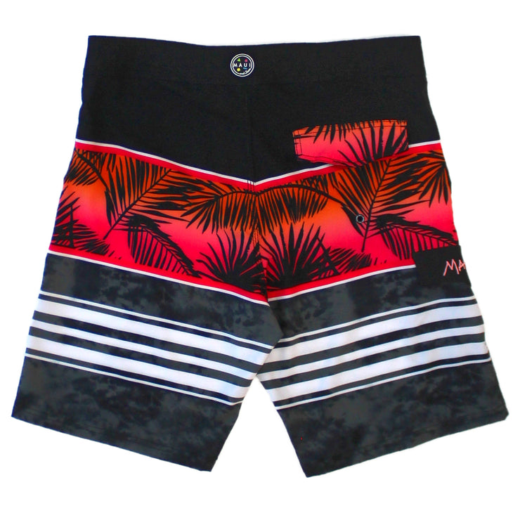 Palm Vibe Board Shorts