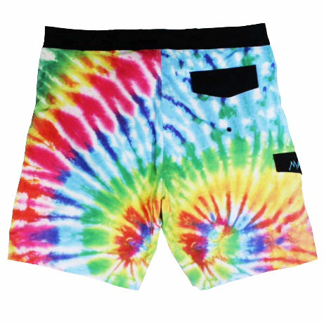 Tied 4 Way Stretch Boardshort