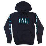 In The Deep Men's Fleece Hoodie