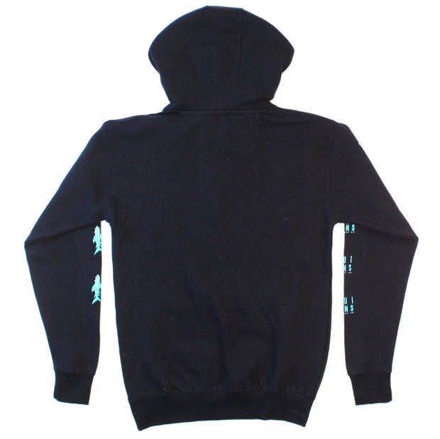In The Deep Mens Fleece Hoodie