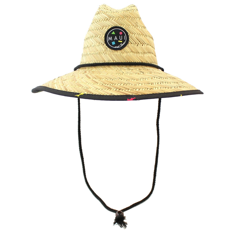 Straight Shark Straw Hat