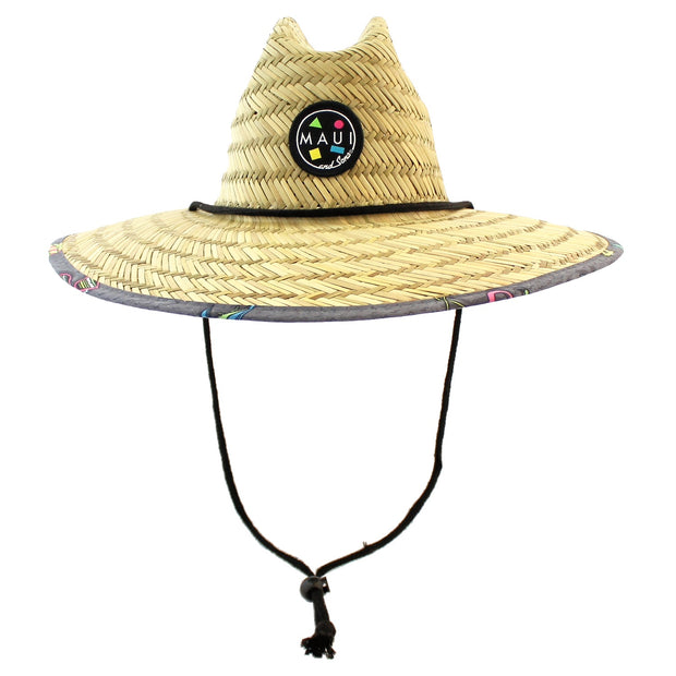 Island Fever Straw Hat