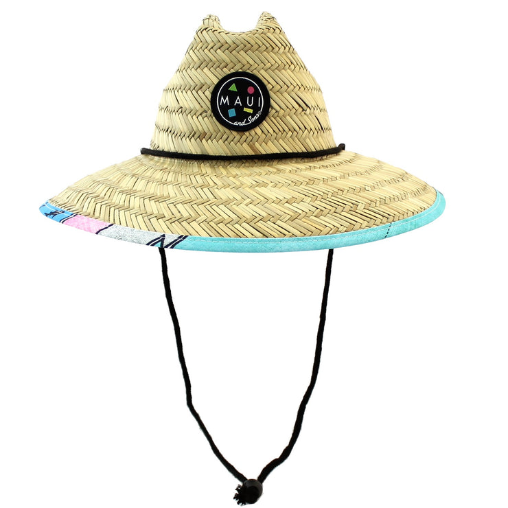 Voltage Straw Hat