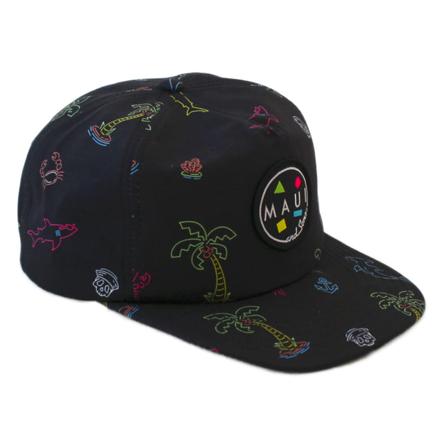 Lights Out Flip-Up Hat