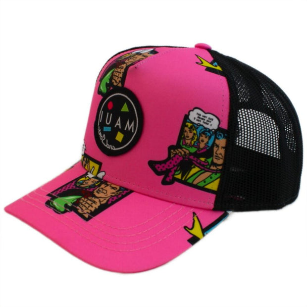 Maui Strip Trucker Hat