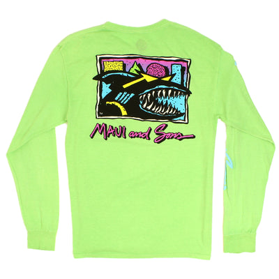 Men's Aggro Bite Long Sleeve