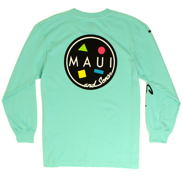 Men's Cookie logo long sleeve