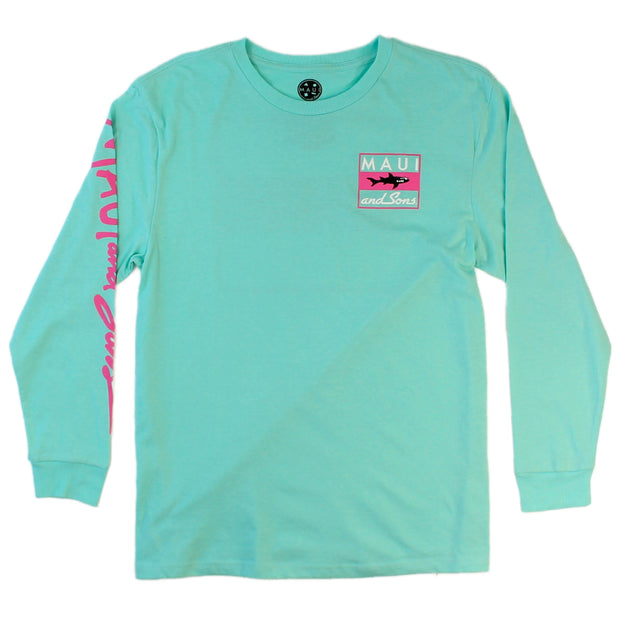 Classic shark Men's Long Sleeve