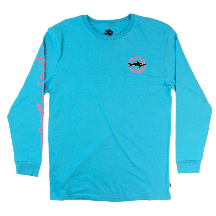 Shark Nation Men's Long Sleeve