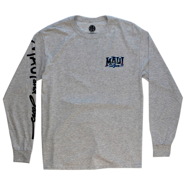 Surf badge Men's Long Sleeve