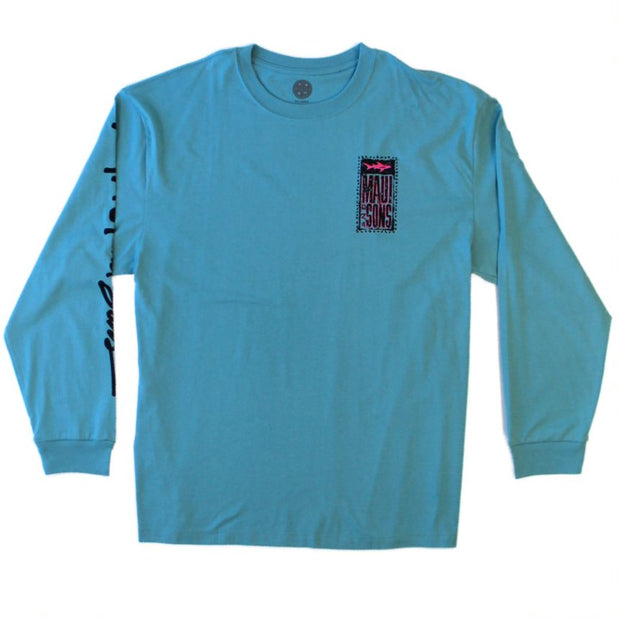 Men's Wear Tear Long Sleeve