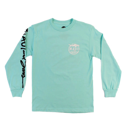 Aggro Logo Men's Long Sleeve