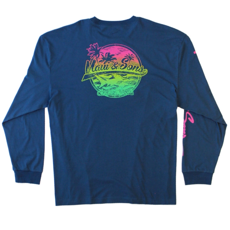 Aloha Shark Men's Longsleeve