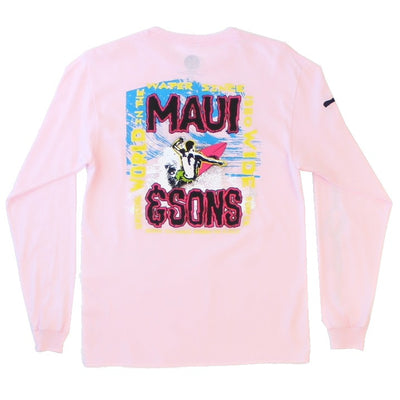 Wave Carver Men's Long Sleeve