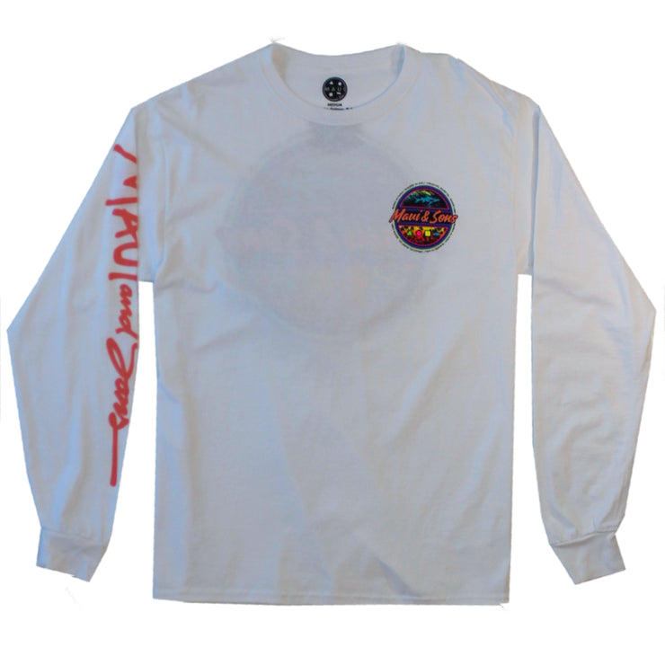 Surf City Men's Long Sleeve