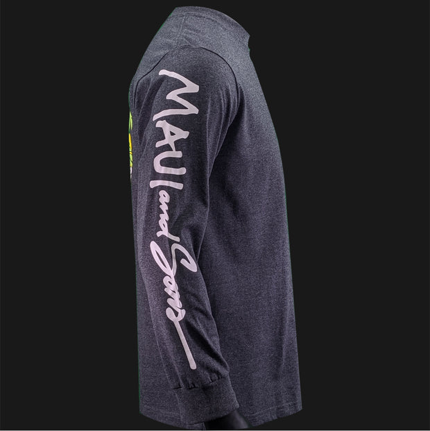 Shark Wave Long Sleeve T-Shirt