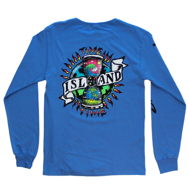 Island Time Men's Long Sleeve