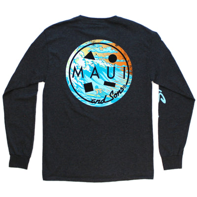 Against The Tide Men's Long Sleeve
