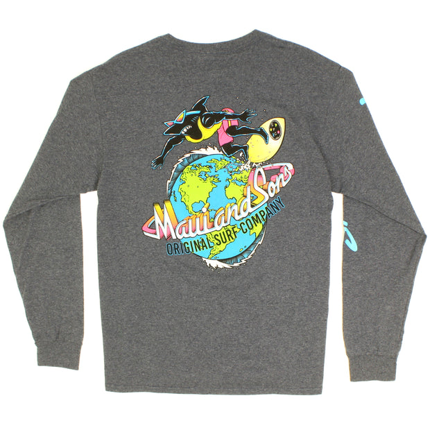 Men's Planet Surf Long Sleeve