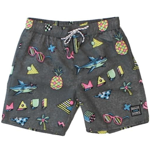 "Mens ""Island Fever"" Pool Short"