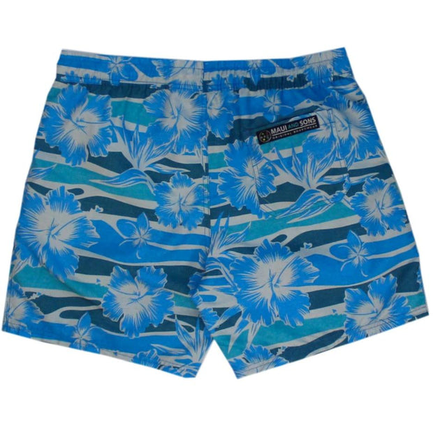 Wanderer Men's Pool Shorts