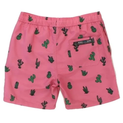 "Men's ""Cactus"" Pool Short"