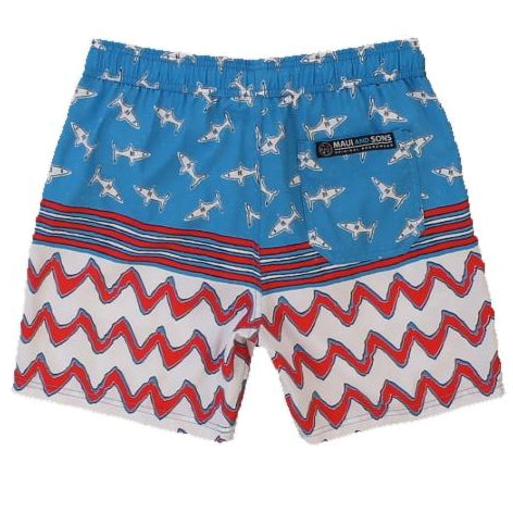 USA Shark Men's Pool Short