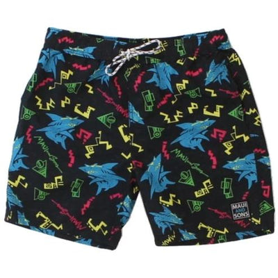 "Mens ""Twisted Tribe"" Pool Short"